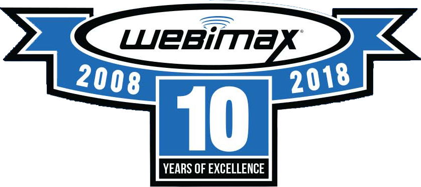 WebiMax Celebrates its 10 Year Anniversary