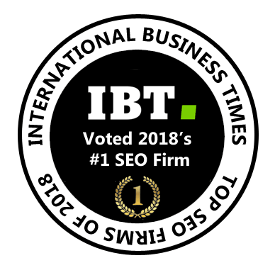 WebiMax Named As International Business Times' #1 SEO Firm For 2018