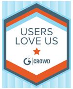 Users love WebiMax on G2 Crowd