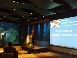 WebiMax CEO Ken Wisnefksi Addresses Business & Government on WebiMax Growth & Camden Development