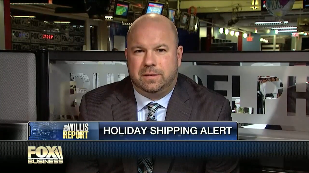 Ken Wisnefski talks with Fox Business about online shopping