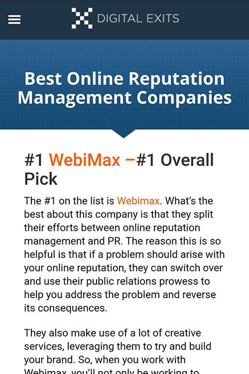 rankings-digitalexits
