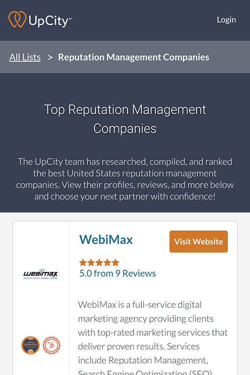 rankings-upcity